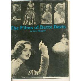 *sll* Livro Bette Davis Filmes E Biografia Capa Dura - 1966