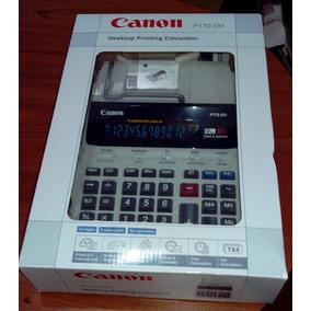 Calculadora Canon P170h