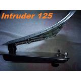 Intruder 125 Kit Banco Solo Sem Molas P/conversão Em Bobber
