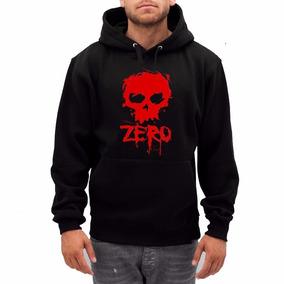 Blusa Zero Skate Moletom Canguru 20d1a673944