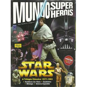 Mundo Dos Super-herois 29 - Europa - Bonellihq Cx31 D19