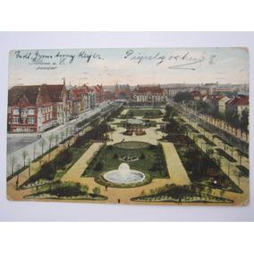 Postal Antigo Alemanha