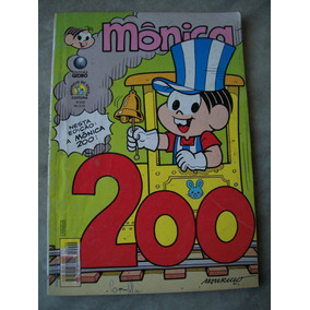 Gibi Monica Nº 200