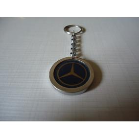 Chaveiro Antigo Da Concessionária Camerini Mercedes Benz