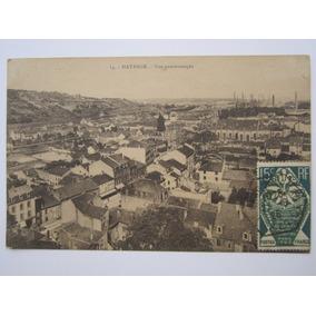 Postal Antigo França