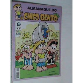 Almanaque Do Chico Bento Nº 90 (novo - Estado De Banca)