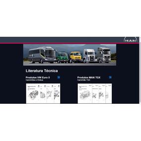 Literatura Técnica Vw/man 2015 Manual Técnico Caminhões Vw