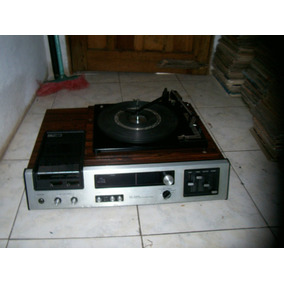 Conjunto De Som Stereo Radio Cassete Phono Nec Ns 6478 E