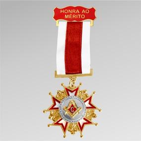 Comenda Honra Ao Merito - Maçonaria - Co-005v