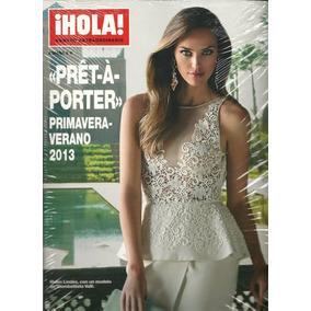 Revista Hola Moda Espanha Pret À Porter Primavera Verão 2013