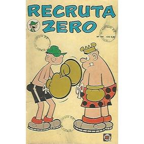 Recruta Zero Rge Nº 181 De 1977