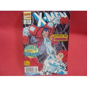 Formatinho Edição Colecionador Marvel Dc 1989 X - Men Nº 86