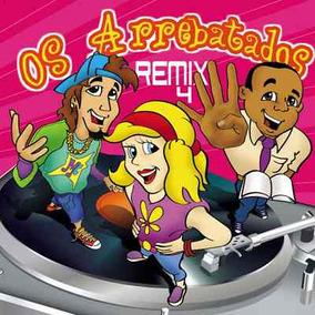 cd arrebatados remix vol 1
