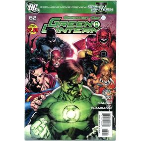 Green Lantern - #6 (lanterna Verde Importado)