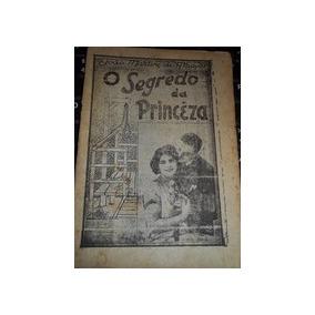 Livro Cordel O Segredo Da Princêza João M De Athayde