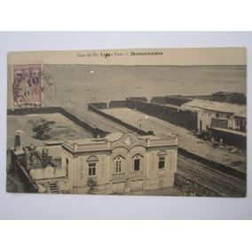 Postal Antigo Angola