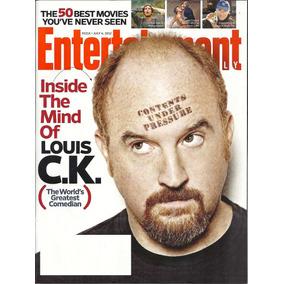 E Weekly: Louis C. K. / Stephen King / Matthew Broderick !!