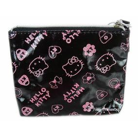Porta Moeda Hello Kitty Cor Preto - Orig. Sanrio (japão)