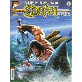 152 Revista Hqs 2000- Rvt- A Espada Selvagem De Conan- 185