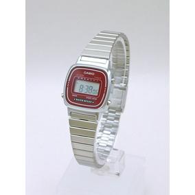 141fe2e741c Novo Relogio Casio La670 Wl 2a2df - Relógios no Mercado Livre Brasil
