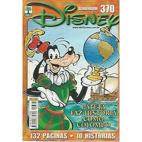 Almanaque Disney Nº 370 De 2005