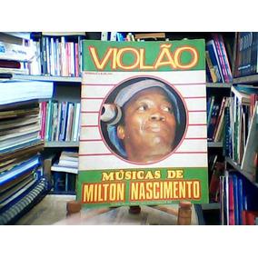 Revista Violão - Ano I, Nº. 04 De 1987