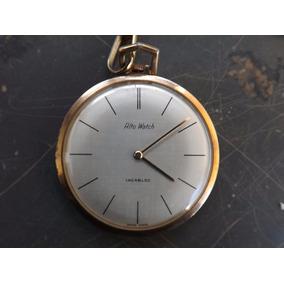 f4ec1dcbb57 Relogio De Bolso Technos Incabloc - Relógios De Bolso no Mercado ...