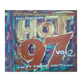 Cd - Hot 97 Dance Music