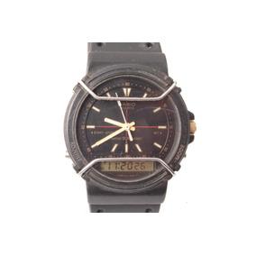 96233cff2de Casio Aq 419 Modulo 358 - Relógios Antigos e de Coleção no Mercado ...