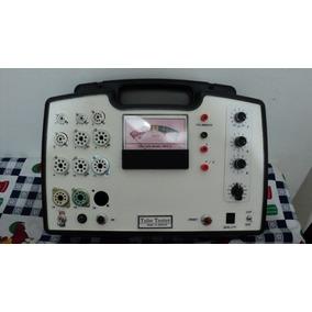 Testador De Válvulas Eletrônicas - Projeto Via Email