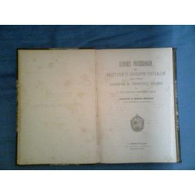 Livro Em Latim Antigo - 1888 - R$ 199,90 + Frete - No Estado