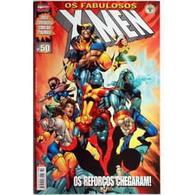 Os Fabulosos X-men Nº 50