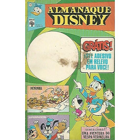 Almanaque Disney Nº 60 De 1976