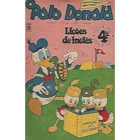 Revista Pato Donald Nº 960 De 1970