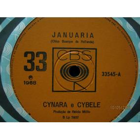 Cynara E Cybele Compacto Vinil Januaria 1968