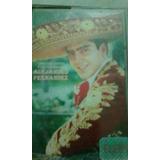 Alejandro Fernández Casette Musical Grandes Éxitos