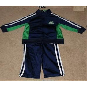 6ffa5d2d52 Agasalho Adidas Infantil Verde - Calçados