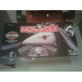 Harley Davidson Monopoly - Banco Imobiliário
