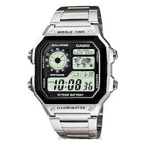 d455dae22c8 Relogio Casio Quartz Aq 210 - Relógio Masculino no Mercado Livre Brasil
