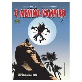 O Menino Vampiro - Volumes 1 E 2 - Promoção!
