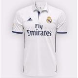 Camisa Real Madrid 2017 Pronta Entrega - Uniforme 1