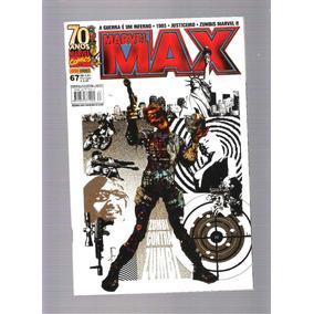 Marvel Max - Números - 67-68-70-80-41 - Cada Volume 5.00
