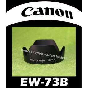 Parassol Canon Ew-73b *** Para 18-135mm Canon 60d 7d T4i T3i