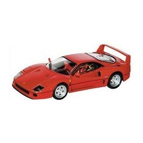 Miniatura Ferrari F40 - Eaglemoss - Ed.03