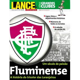 Série Grandes Clubes. Revista Lance! Fluminense.
