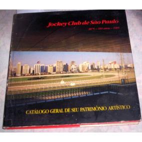 Catalogo De Obras Arte Do Jockey Clube De São Paulo