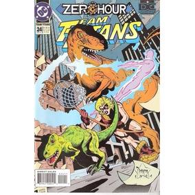 Dc Team Titans - Zero Hour - Volume 24