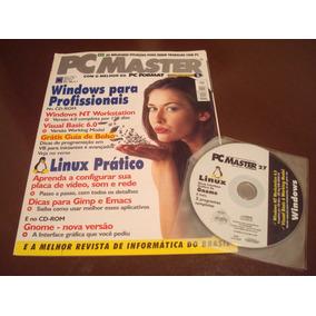 Revista Pc Master Edição 27 - Ano 3