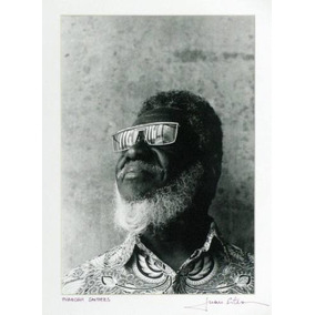 Juan Esteves - Fotos - Jazz - Quadros - Pharoah Sanders