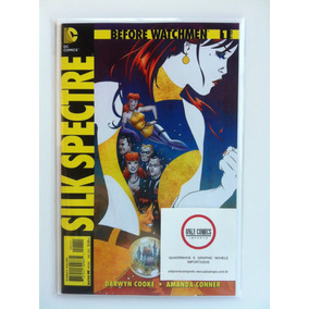 Before Watchmen Silk Spectre Arco Completo #1 Ao 4 (2012)